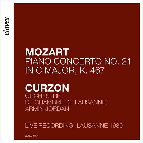 Play & Download Clifford Curzon - Mozart 21 by Clifford Curzon | Napster