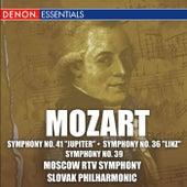 Mozart:  Symphonies Nos. 41