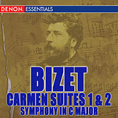 Bizet: Carmen Suites Nos. 1 & 2 & Symphony in C by London Festival Orchestra
