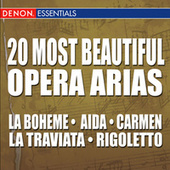 Play & Download 20 Most Beautiful Opera Arias by Various Artists | Napster
