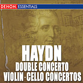 Haydn: Cello Concerto Nos. 1 & 2 - Violin Concerto No. 1 - Concerto for Violin, Piano & Orchestra by Moscow RTV Large Symphony Orchestra