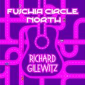 Fuschia Circle North by Richard Gilewitz