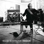 Freedom by Reggie Washington