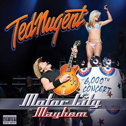 Play & Download Motor City Mayhem by Ted Nugent | Napster