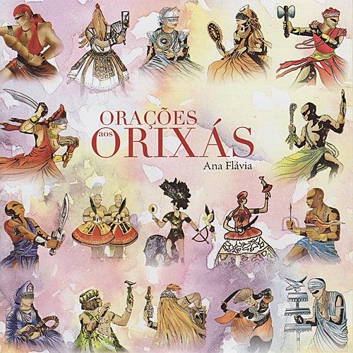 Orações aos Orixás - Candomble prayers to the Orishas von Ana Flávia