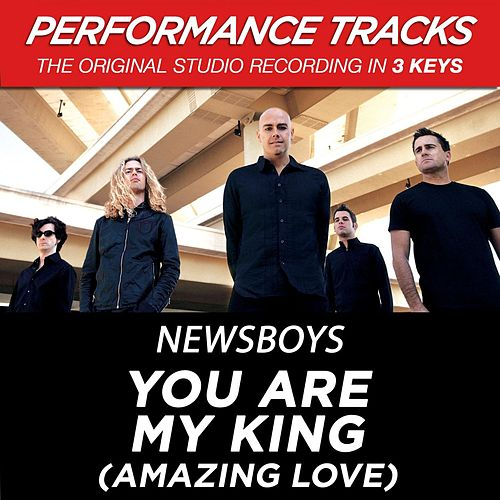You Are My King (Amazing Love) (Premiere Performance Plus Track) by Newsboys