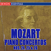 Play & Download Mozart: Piano Concertos Nos. 24-26 by Various Artists | Napster