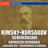 Play & Download Rimsky-Korsakov: Scheherazade; Capriccio Espagnole by The Slovak Philharmonic | Napster