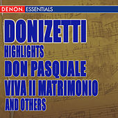 Donizetti Favorites by Various Artists