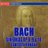 Play & Download Johann Christian Bach: Sinfonias Op. 6, 9 & 18 by Eugen Duvier | Napster