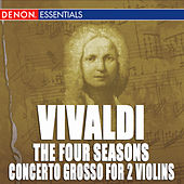Play & Download Vivaldi: Four Seasons ( No. 22, Op. 8, 1 ), Concerto Grosso for 2 Violins, RV 565 & 4 Violins, RV 580 by Emmy Verhey | Napster