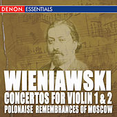 Wieniawski: Violin Concertos by Various Artists