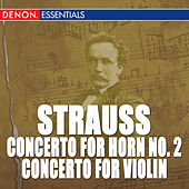 Play & Download Richard Strauss Concertos by Various Artists | Napster