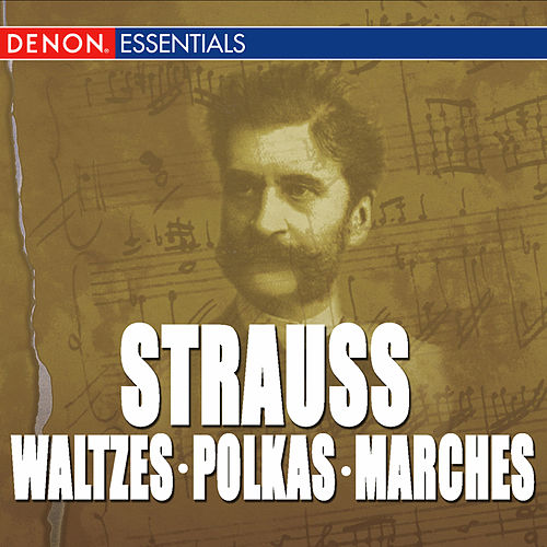 Strauss Waltzes & Polkas: Baden - Baden Symphony Orchestra by Various Artists
