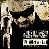 Dead Planet: Special Edition by Nick Oliveri