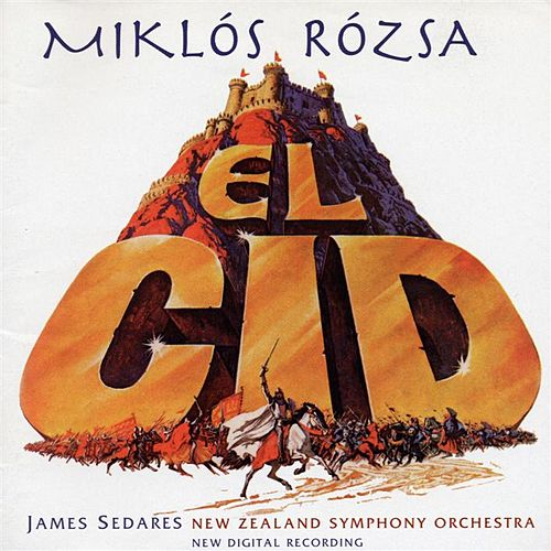 Play & Download Rozsa: El Cid by New Zealand Symphony | Napster
