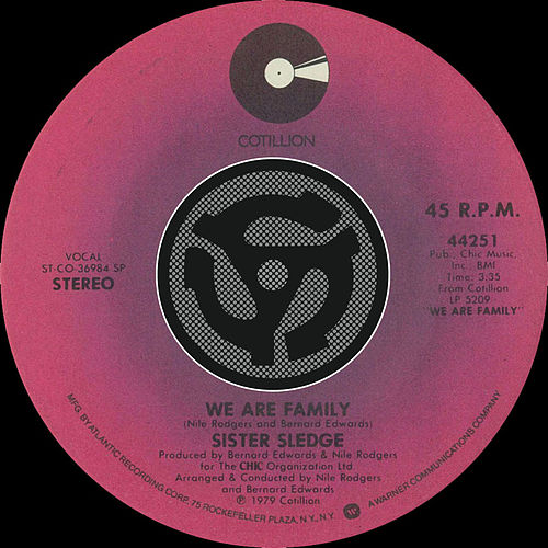 Play & Download We Are Family / Easier To Love by Sister Sledge | Napster