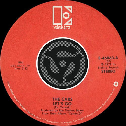 Let's Go / That's It [Digital 45] by The Cars