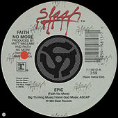 Epic [Radio Remix Edit] / Edge Of The World [Digital 45] by Faith No More