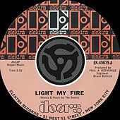 Light My Fire / Crystal Ship [Digital 45] by The Doors