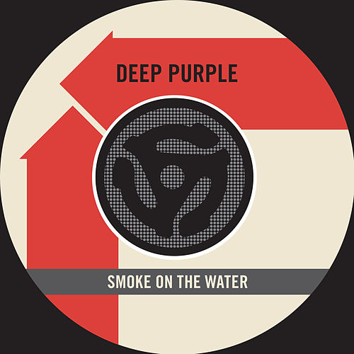 Smoke On The Water / Smoke On The Water [Edit] [Digital 45] by Deep Purple