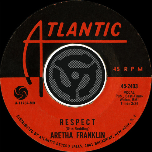 Play & Download Respect / Dr. Feelgood [Digital 45] by Aretha Franklin | Napster