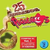25 Bandazos de Pequeños Musical by Banda Pequeños Musical