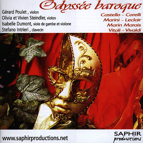 Play & Download Odyssée Baroque by Gérard Poulet | Napster