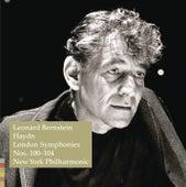 Haydn: London Symphonies Nos. 100 - 104 by New York Philharmonic