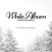 White Album by Stephen J Gendron