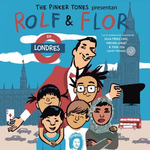 Rolf & Flor en Londres by The Pinker Tones