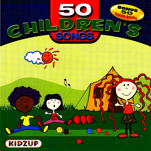 Play & Download 50 Children's Songs by Kidzup Music | Napster