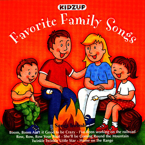 Play & Download Favorite Family Songs by Kidzup Music | Napster