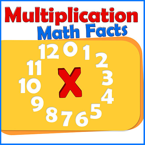 Play & Download Multiplication Math Facts by Kidzup Educational Music | Napster