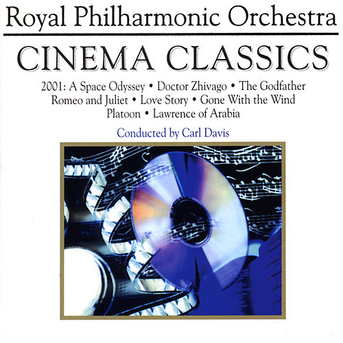Play & Download Cinema Classics by Royal Philharmonic Orchestra | Napster