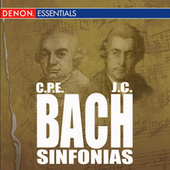 Play & Download C.P.E. Bach & J.C. Bach: Sinfonias by Various Artists | Napster