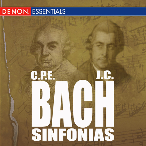 C.P.E. Bach & J.C. Bach: Sinfonias by Various Artists