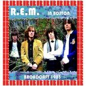 Paradise Rock Club Boston, Massachusetts July 13, 1983 de R.E.M.