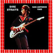 Majestic Theatre, San Antonio, USA, 16th August 1985 van Dire Straits