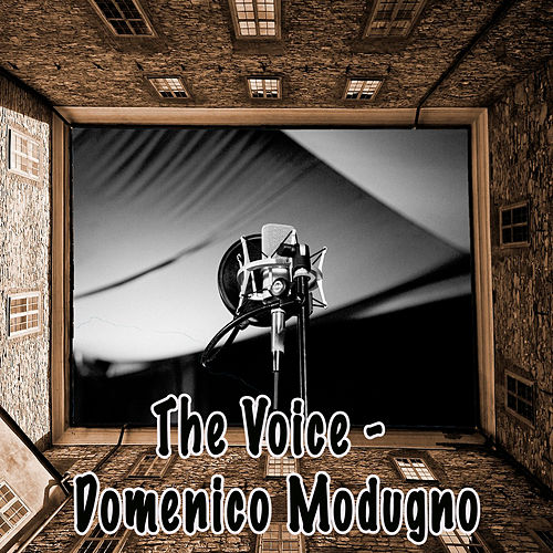 The Voice - Domenico Modugno by Domenico Modugno