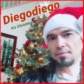 It's Christmas Tonight by Diego Diego