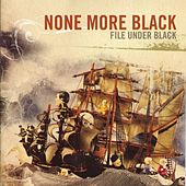Play & Download File Under Black by None More Black | Napster