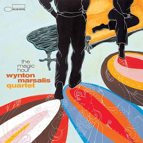 The Magic Hour by Wynton Marsalis