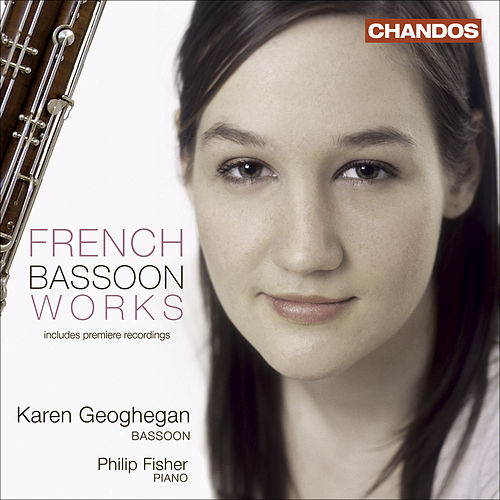 Play & Download Bassoon Recital: Geoghegan, Karen – GROVLEZ, G. / TANSMAN, A. / KOECHLIN, C. / BOUTRY, R. / DUTILLEUX, H. / BITSCH, M. (French Bassoon Works) by Karen Geoghegan | Napster