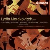 Play & Download Violin and Viola Music (Russian) – KABALEVSKY, D.B. / VOLKONSKY, A. / KHANDOSHKIN, I. / PROKOFIEV, S. / STRAVINSKY, I. (Mordkovitch) by Lydia Mordkovitch | Napster