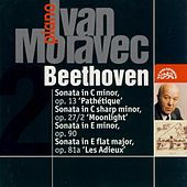 Play & Download Ivan Moravec Plays Beethoven by Ivan Moravec | Napster