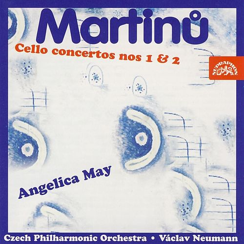 Martinu: Concertos for Cello and Orchestra by Angelica May
