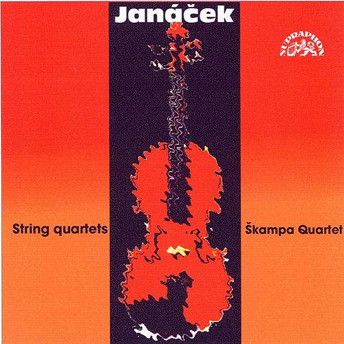 Janacek: String Quartets Nos. 1 & 2 by Skampa Quartet