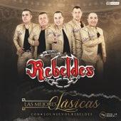 Las Mejores Clásicas Con los Nuevos Rebeldes by Los Nuevos Rebeldes