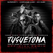 Juguetona (Remix) by Yomo